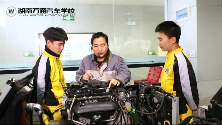 发动机电子控制实训